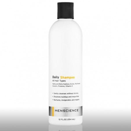 Shampoing quotidien homme antipelliculaire - Daily shampoo
