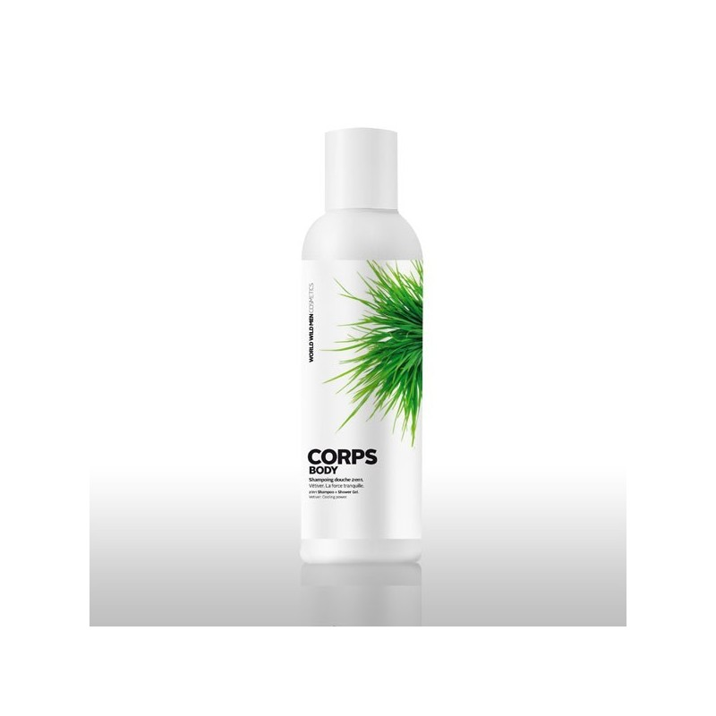 Shampoing douche relaxant