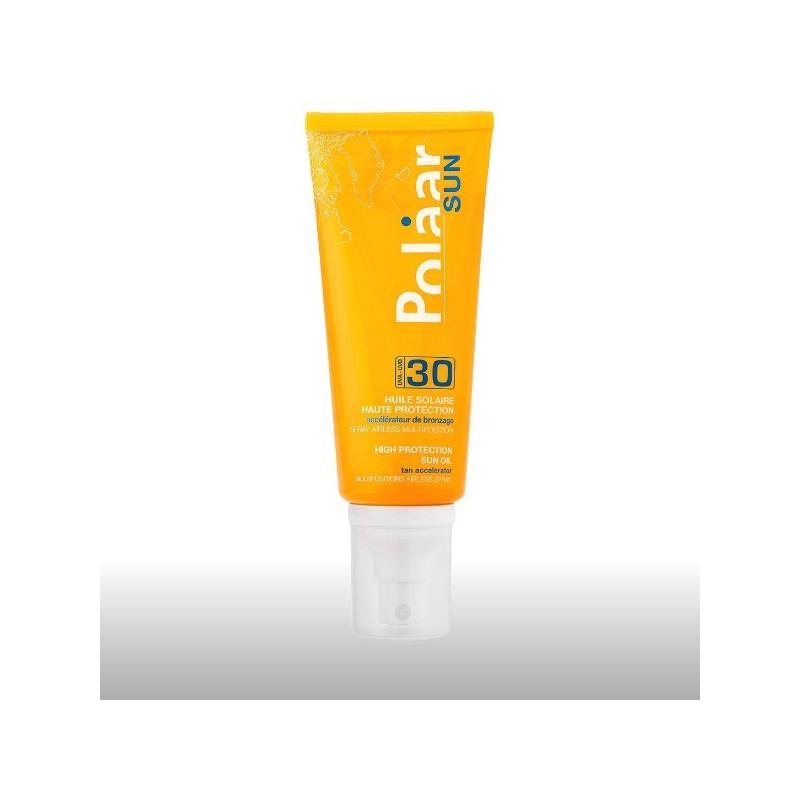 Huile Solaire Haute Protection SPF 30