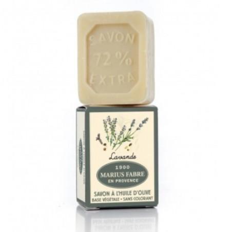Savonnette Lavande à l'huile d'olive
