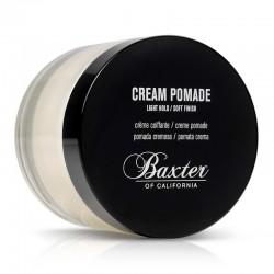 Cire de coiffage homme Cream pomade Tenue légère et souple
