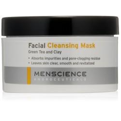 Masque nettoyant homme à l'argile pour tous types de peau