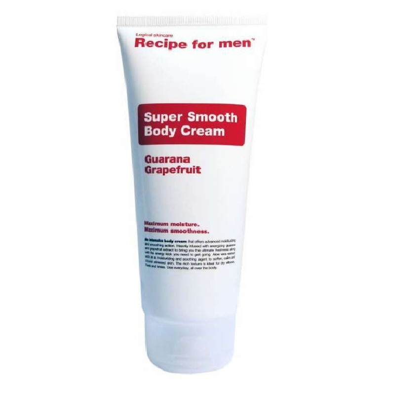 Crème hydratante intense corps - Super Smooth Body Cream