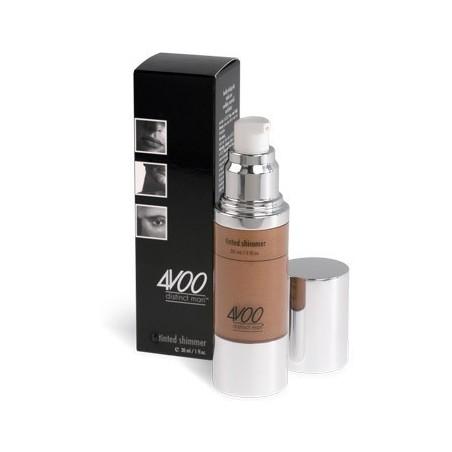 Crème teintée scintillante 4V00 - Visage cou homme