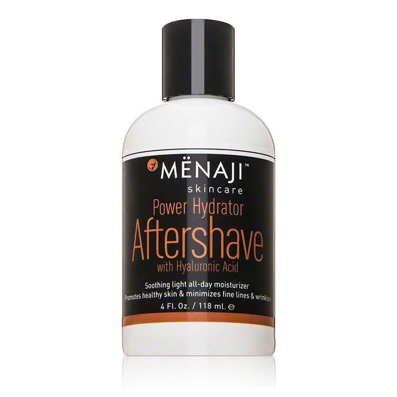 Hydratant après-rasage à l'acide hyaluronique