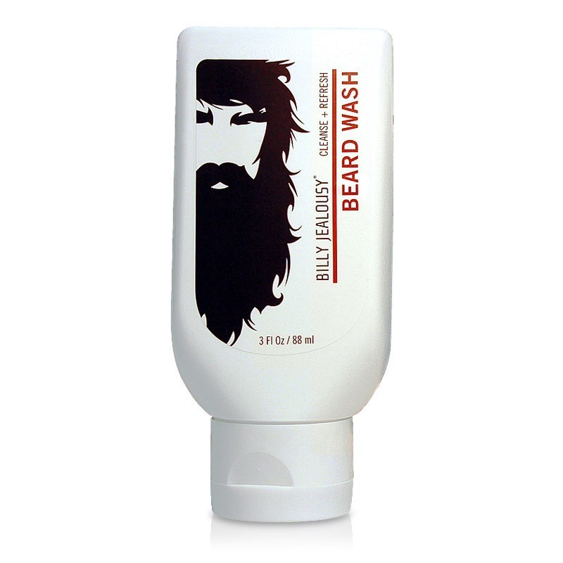 Nettoyant rafraîchissant pour la barbe Beard Wash