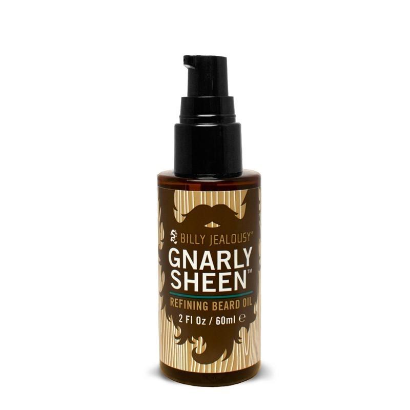 Huile de conditionnement pour la barbe Gnarly Sheen