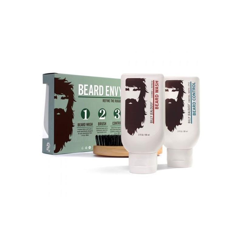 kit de soins et entretien de la barbe beard envy. Black Bedroom Furniture Sets. Home Design Ideas