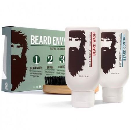 Kit de soins et entretien de la barbe BEARD ENVY
