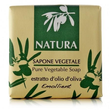 Savon végétal à l'extrait d'huile d'olive
