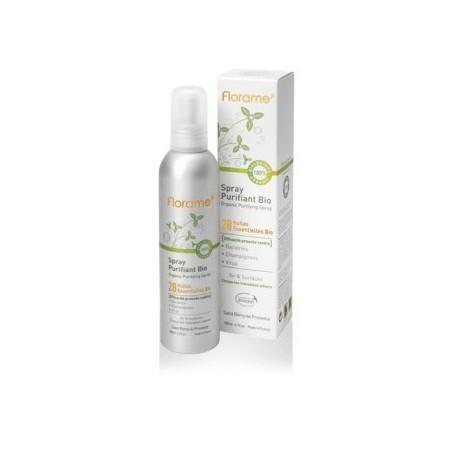 Spray purifiant 100% BIO aux 28 Huiles Essentielles