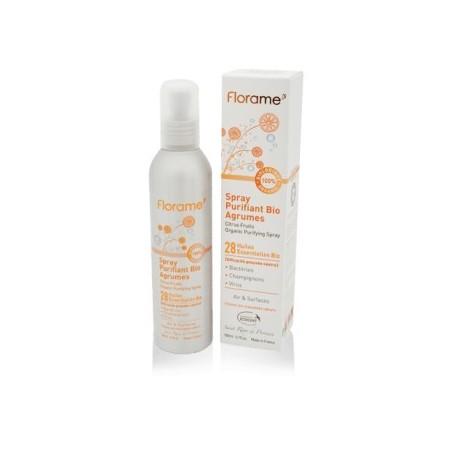Spray purifiant 100% Bio Agrumes