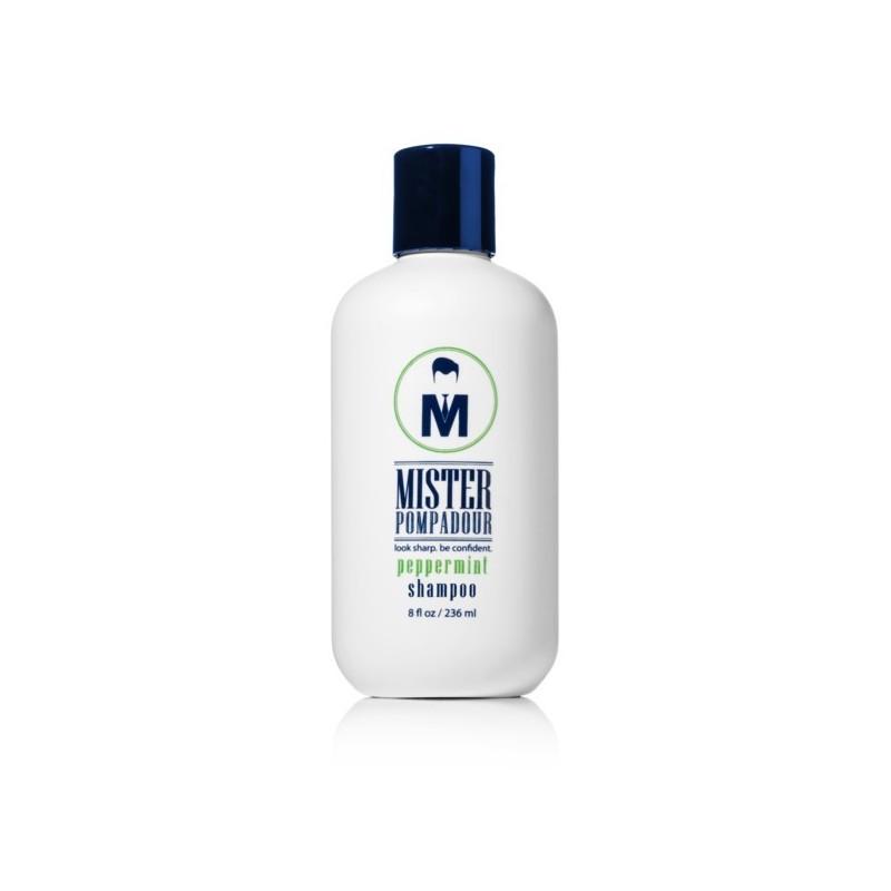 Shampoing Peppermint - Mister Pompadour