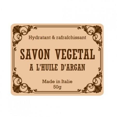 Savon végétal à l'Huile d'Argan