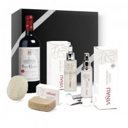 Coffret Vino-cosmetique - Pépins de raisin et Vigne