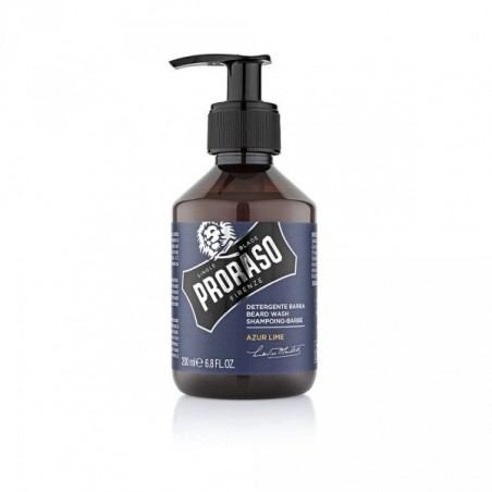 Shampoing à Barbe Proraso - Azur Lime