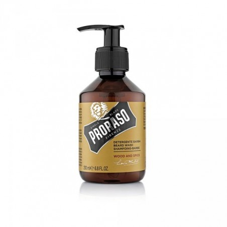 Shampoing à Barbe Proraso - Wood & Spice