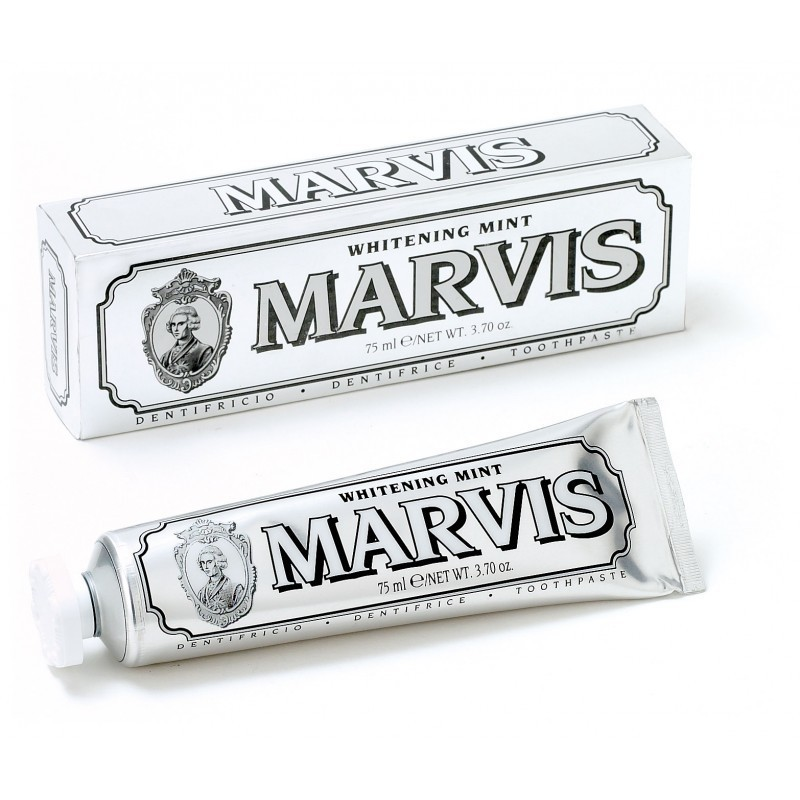 Dentifrice Menthe Blanchissant Marvis