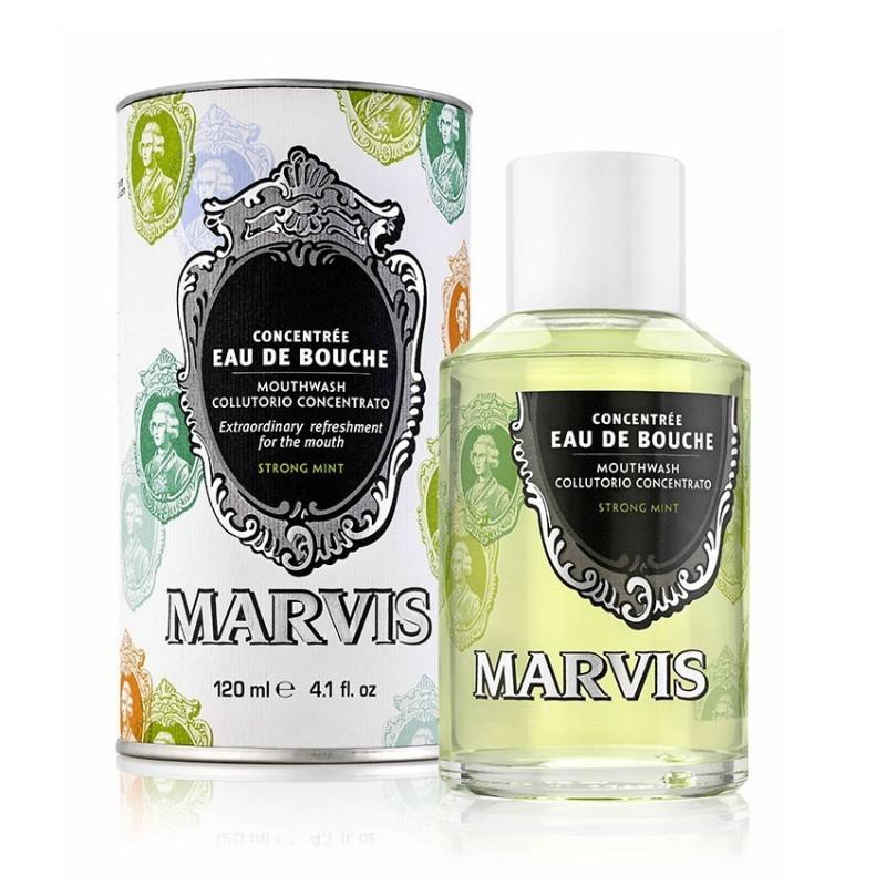 Bain de bouche Strong Mint Marvis
