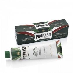 Crème à raser en tube  Eucalyptus - Proraso