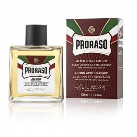 Lotion après rasage Karité & Bois de santal - Proraso
