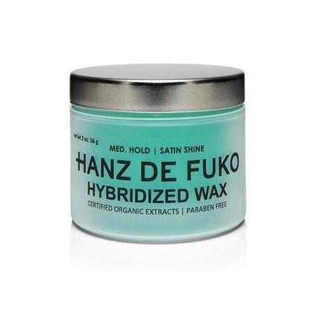 Cire Hybridized Wax avec un fini satiné pour un style tendance