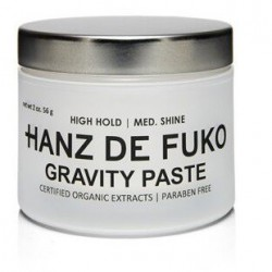 Coiffant haute tenue fini satiné moyen Gravity Paste