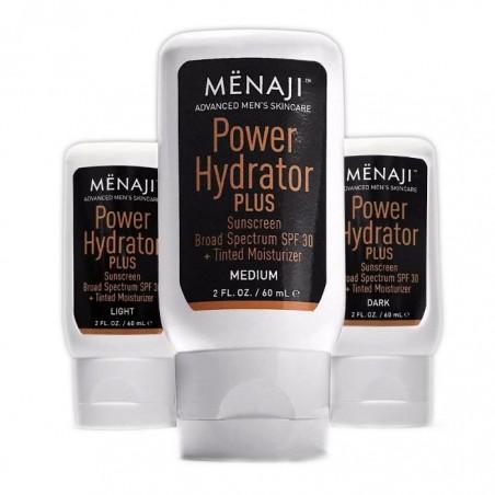 Hydratant teinté SPF30 - Power Hydrator + (3 teintes)