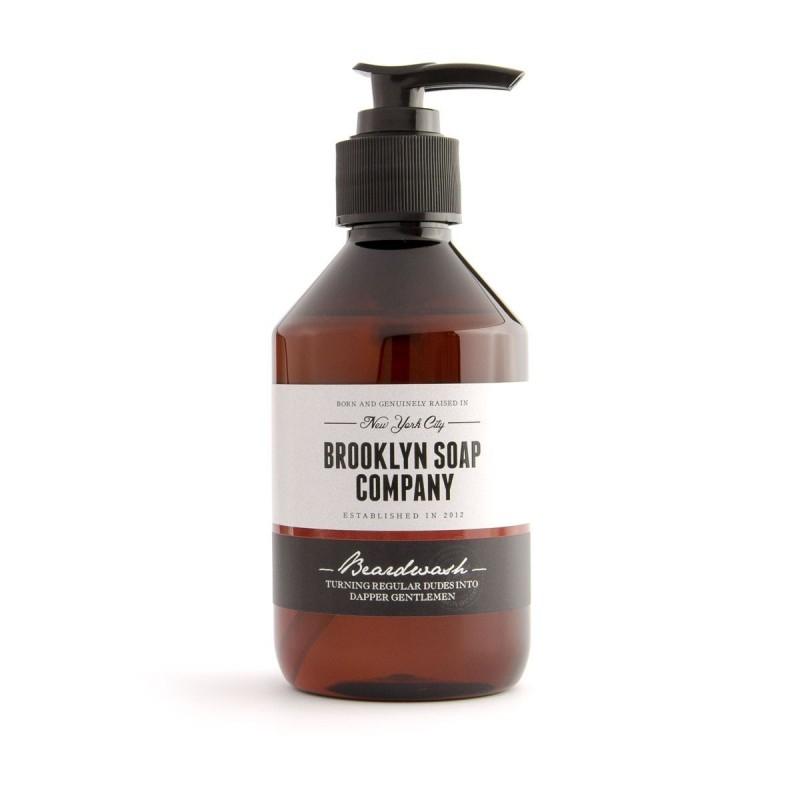 Nettoyant barbe Brooklyn Soap