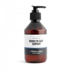Gel douche et Shampoing 100% naturel et Vegan Brooklyn Soap