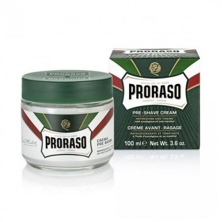 Crème avant rasage tonifiante Proraso