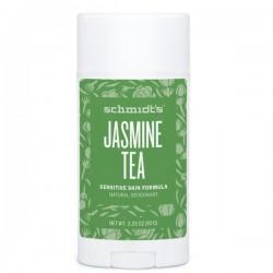 Déodorant naturel Thé au Jasmin pour peaux sensibles