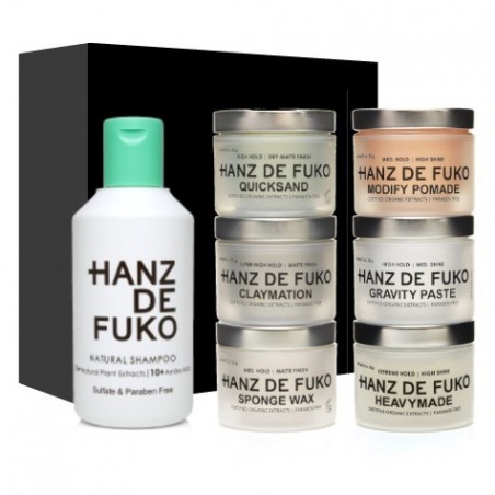Coffret Collection 7 produits de Hanz de Fuko