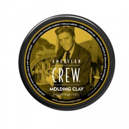 Cire à l'argile Molding Clay - American Crew
