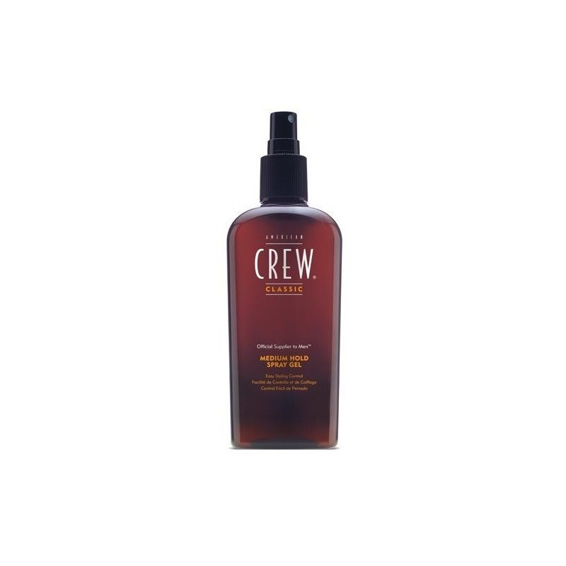 Medium hold Spray Gel - American Crew