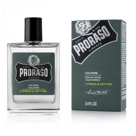 Eau de Cologne Cypress & Vetyver - Proraso