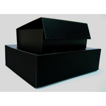 Boîte cadeaux noire GM
