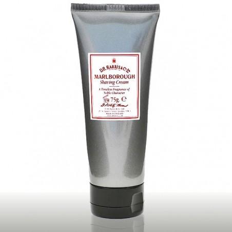 Crème de rasage tube parfumée Cèdre Marlborough