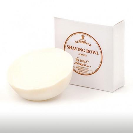 Recharge savon de rasage amande