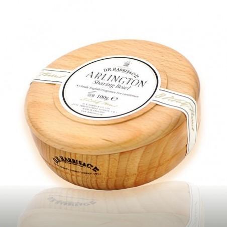 Savon de rasage parfumé bol hêtre parfum arlington