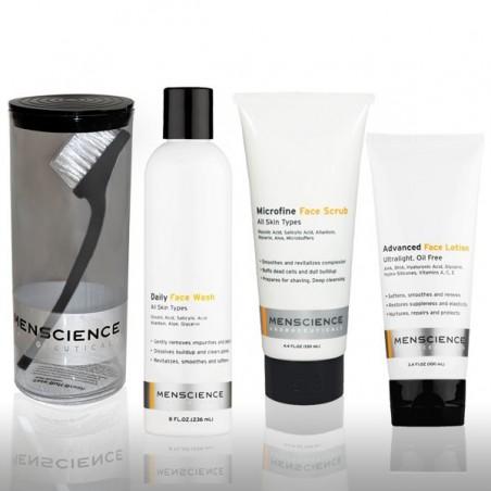 Soin visage kit MenScience