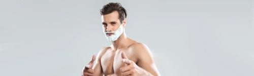 Crème et Savon de rasage